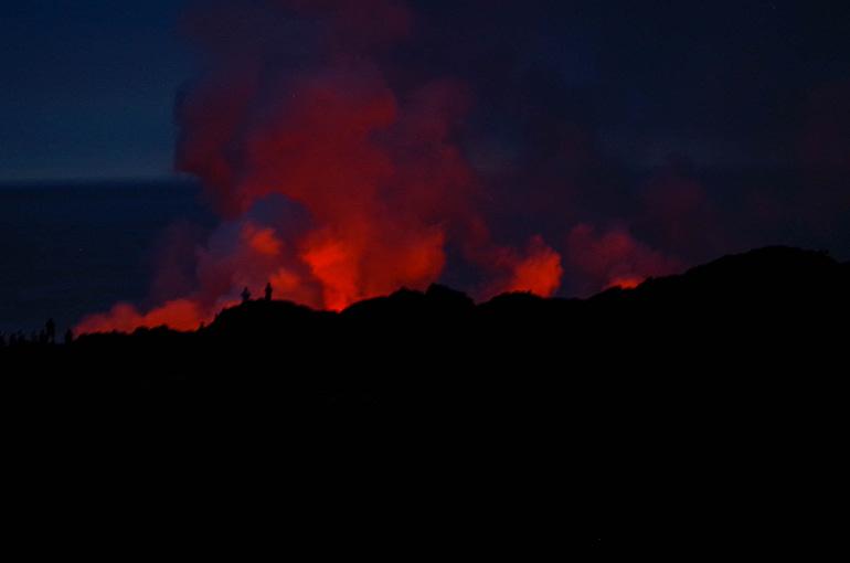 lava flow watchers