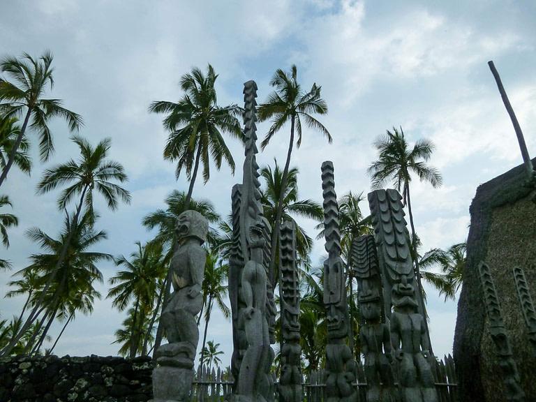 Honaunau historical park