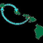 Hawaii 2008 map