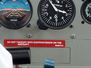 Plane controls