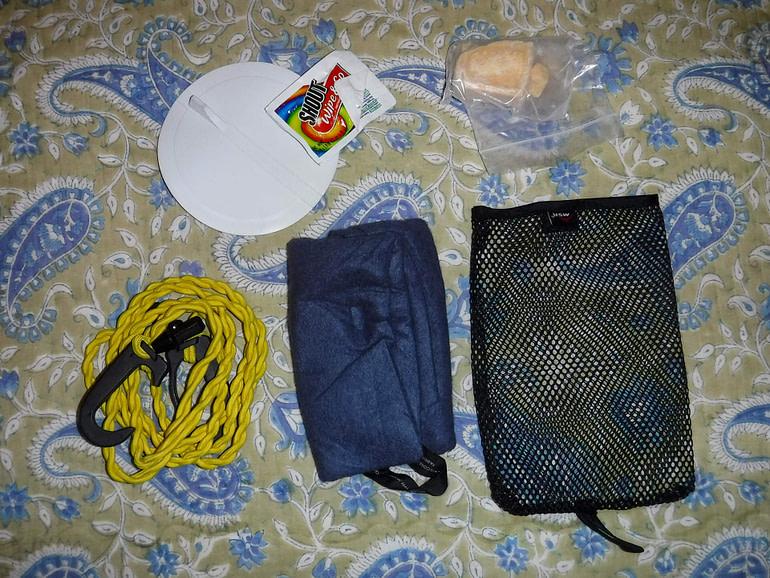 laundry kit items