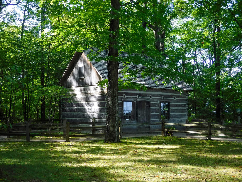 cabin on the Mission peninsula