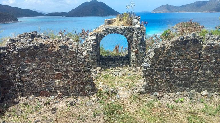 Leinster ruins