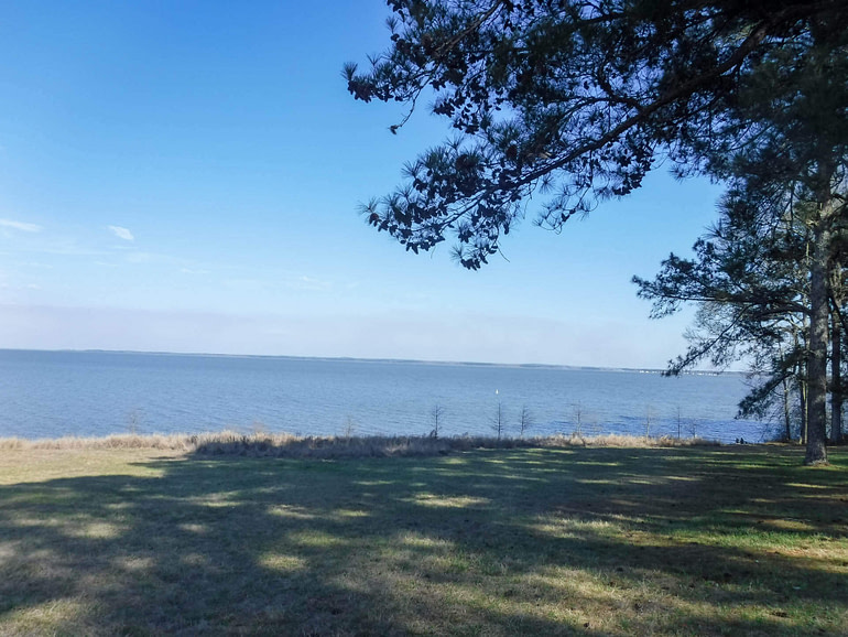 reservoir near Jackson