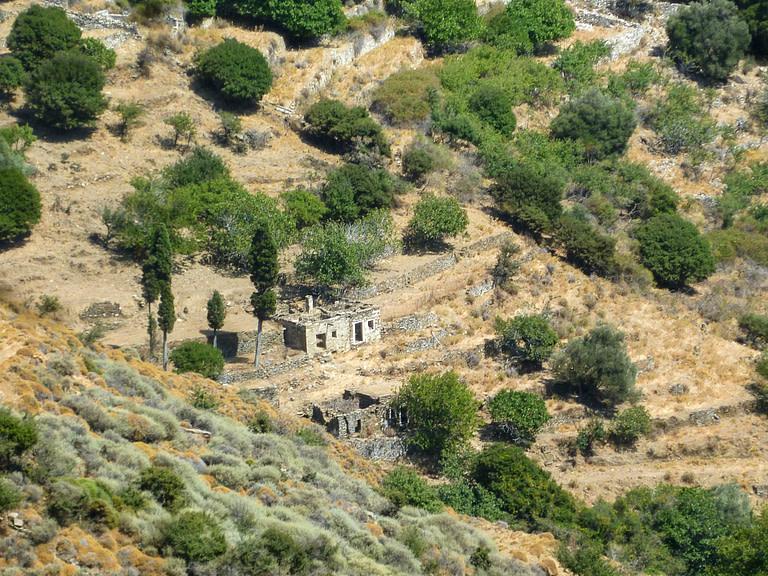 Greek ghost town