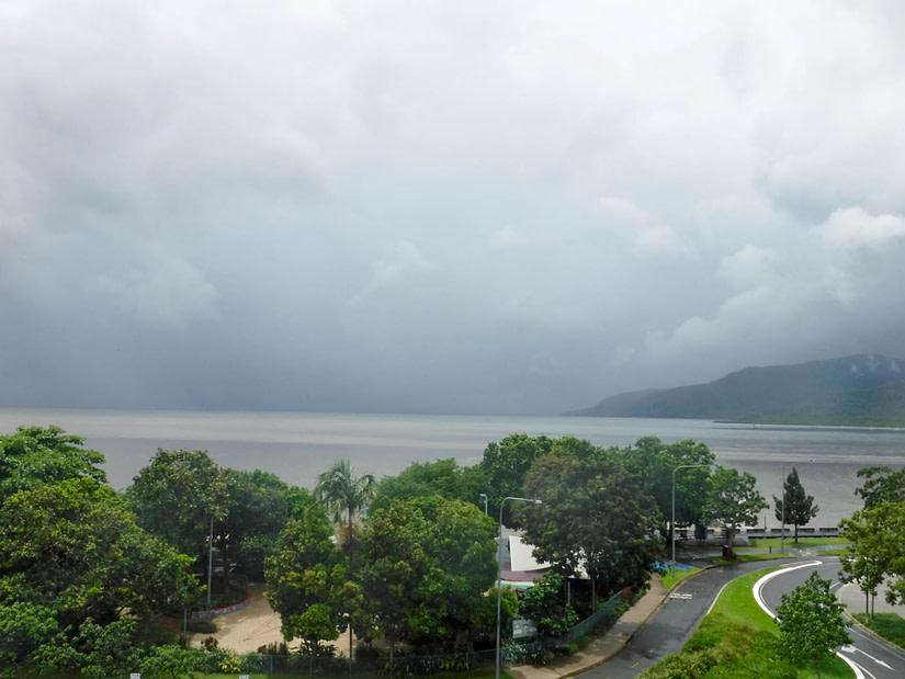 rainy Cairns