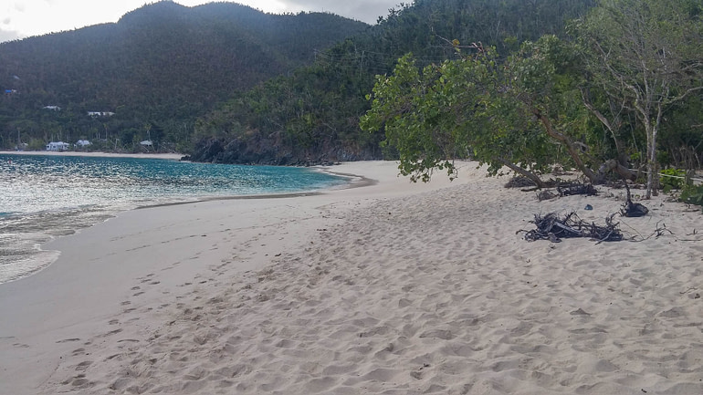 Hawksnest Beach