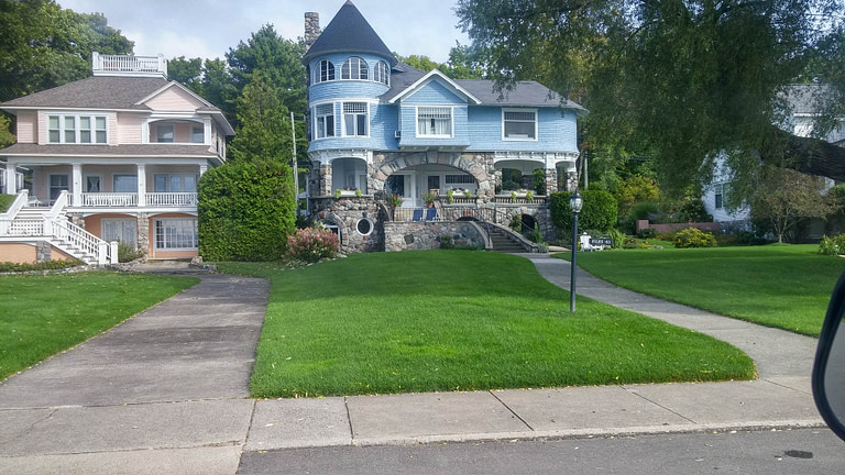 house in Harbor Springs