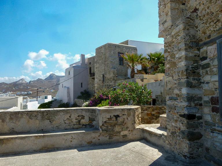 Naxos Kastro