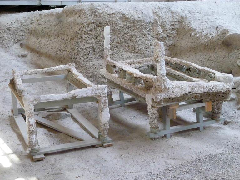 preserved beds